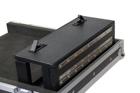 Gator Cases G-TOUR-AH2400-32 Mixer Case, custom fit, Allen & Heath 32Ch GL2400 Series G-TOUR-AH2400-32