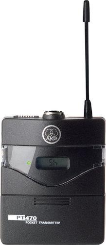 AKG PT470 UHF Wireless Bodypack Transmitter PT470