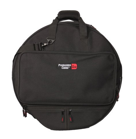 """Gator Cases GP-CYMBAK-24 24"""" Padded Cymbal Backpack from Protechtor GP-CYMBAK-24"""