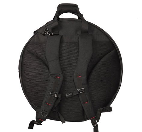 "Gator Cases GP-CYMBAK-24 24"" Padded Cymbal Backpack from Protechtor GP-CYMBAK-24"