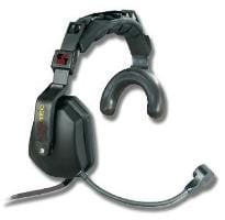 Eartec Co TCS-4000 4 Person Intercom Headset, Double Power Souce, with Cables TCS-4000