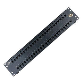 Belden AX103255 48-Port Cat6+KCONN Patch Panel AX103255