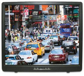 "ToteVision LED1908HD 19.0"" LED Monitor w/3D Comb Filter, NTSC/PAL LED1908HD"