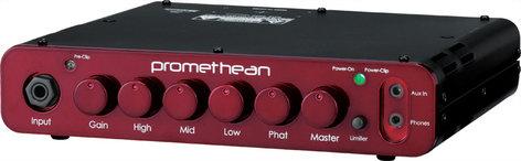 Ibanez Promethean 300W Bass Amplifier Head P300H