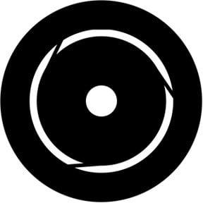Rosco Laboratories 77426 Cone & Spot Gobo 77426