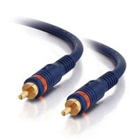 Cables To Go 29115 S/PDIF Digital Audio Cable, Coax, 6' 29115