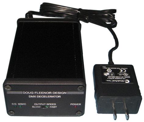 Doug Fleenor Designs DMX-DECELERATOR DMX512 Isolator/Re-timing Device DMX-DECELERATOR