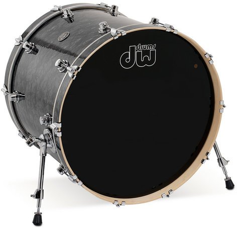 "DW DRPF1822KK 18"" x 22"" Performance Series HVX Bass Drum in Finish Ply Finish DRPF1822KK"