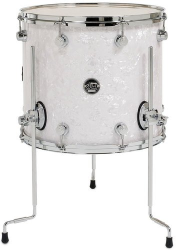 "DW DRPF1416LT 14"" x 16"" Performance Series HVX Floor Tom in FinishPly Finish DRPF1416LT"