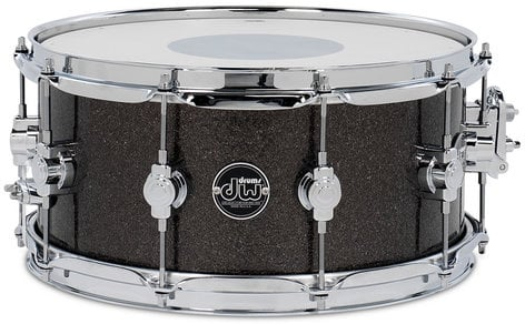 """DW DRPF6514SS 6.5"""" x 14"""" Performance Series HVX Snare Drum in FinishPly Finish DRPF6514SS"""