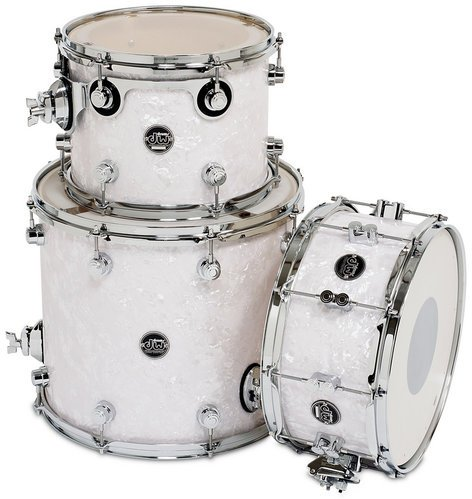 "DW DRPFTMPK03 Performance Series HVX Tom/Snare Pack 3 in FinishPly Finish: 9x12"", 14x16"" Toms, 6.5x14"" Snare Drum DRPFTMPK03"