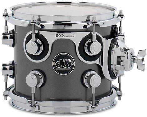 "DW DRPL0708ST 7"" x 8"" Performance Series Tom in Lacquer Finish DRPL0708ST"