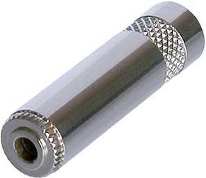 Neutrik NYS240L 3.5mm Nickel/Silver Stereo Jack NYS240L