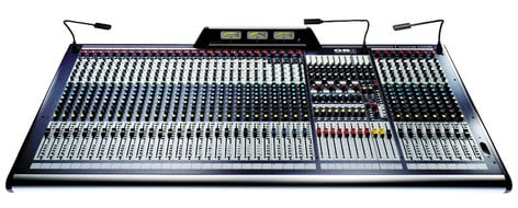 Soundcraft GB8-32 32-Channel Professional Mixing Console GB8-32