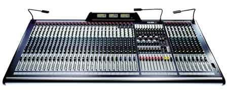 Soundcraft GB8-48 48 Channel, 8-Bus Professional Mixing Console (32 Channel version shown) GB8-48