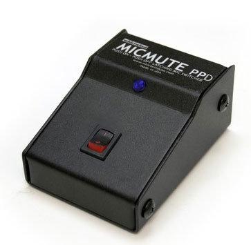 Whirlwind MicMute PPD Latching Toggle Mic/Line Switcher MICMUTE-PPD