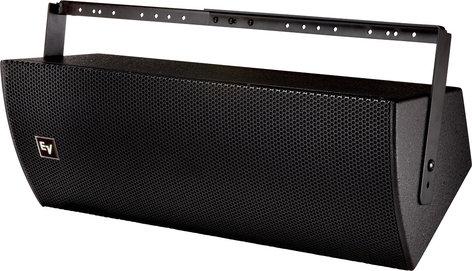 "Electro-Voice EVU-1062/95-BLK 2-Way Loudspeaker, 6"" woofer, Black EVU-1062/95-BLK"