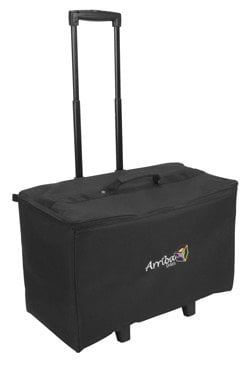 Arriba Cases AC-R22 Stackable Rolling Case AC-R22