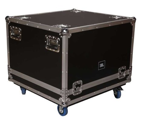JBL Bags FLIGHT-SRX718S/VRX91 Flight Case for JBL SRX718S/VRX918S FLIGHT-SRX718S/VRX91