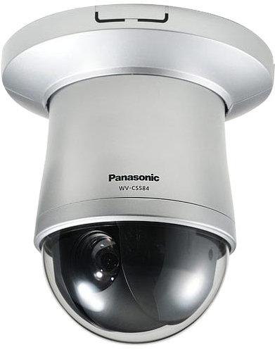 Panasonic WVCS584 Indoor Day/Nght PTZ Camera WVCS584