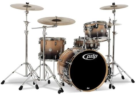 Pacific Drums PDCB2014 Concept Series Birch 4-Piece Shell Pack PDCB2014