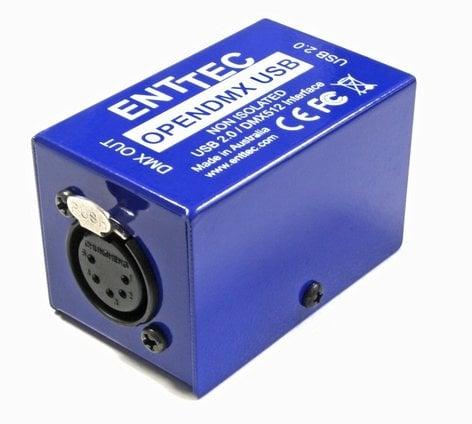 Enttec Open DMX USB Lighting Control Computer Interface for Windows 70303