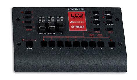Yamaha LC3BASE-PLUS Basic 8 Student/1 Teacher Lab, Shielded Cabling LC3BASE-PLUS