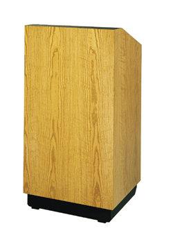 "Da-Lite 98105E 25"" Standard Veneer Floor Lexington Lectern 98105E"
