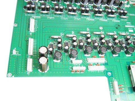 Yamaha WA82920R Yamaha Mixers PCB WA82920R