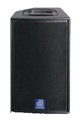 "DB Technologies F-10 Speaker,12"" 2-Way, Powered, 200W F-10"