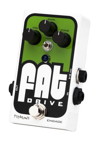 Pigtronix FAT Drive Tube Sound Overdrive Pedal FAT-DRIVE