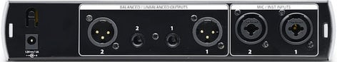 PreSonus BLUETUBE-DUALPATH-V2 BlueTube DP v2 Dual-Path Microphone/Instrument Tube Preamplifier BLUETUBE-DUALPATH-V2