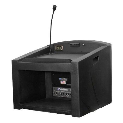 AmpliVox ST3240 Pinnacle Tabletop Lectern without Amplifier ST3240