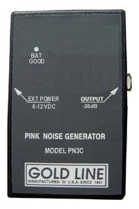 Goldline PN3C  Pink Noise Generator  PN3C