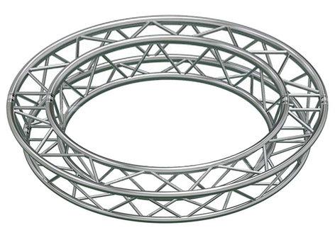 Global Truss SQ-C7-45 Circular Arc, 45 Degrees, 8 piece set SQ-C7-45