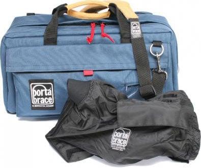 Porta-Brace CS-DV4UQS-M4  Mini DV Camera Case with M4 Quick Slick Mini CS-DV4UQS-M4
