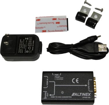 Altinex VP500-100  HDMI to VGA Converter  VP500-100