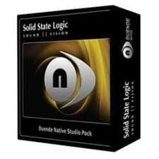 Solid State Logic DUENDE-NATIVE-STUDIO Software, Native Studio DUENDE-NATIVE-STUDIO