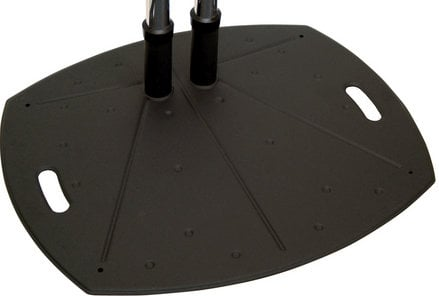 Premier Mounts TL-BASE  Dual-Pole Floor Stand Base with Adapter TL-BASE