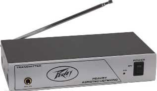 Peavey 3010630 72.1 MHz Assisted Listening Transmitter 3010630