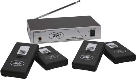 Peavey 3010650 75.9 MHz Assisted Listening System 3010650