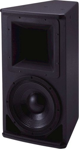 "Yamaha IF2112/99 12"" 2-way Speaker with 90x90 Rotatable Coverage, Black IF2112/99-YI"