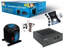 ButtKicker BK-LFE-KIT Buttkicker LFE Home Theater Kit BK-LFE-KIT