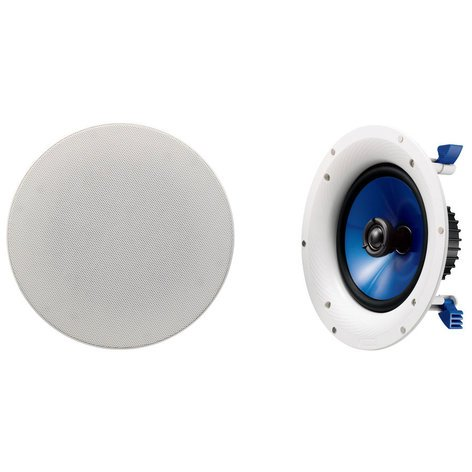 Yamaha NS-IC800WH  Ceiling Speaker System, Pair NS-IC800WH