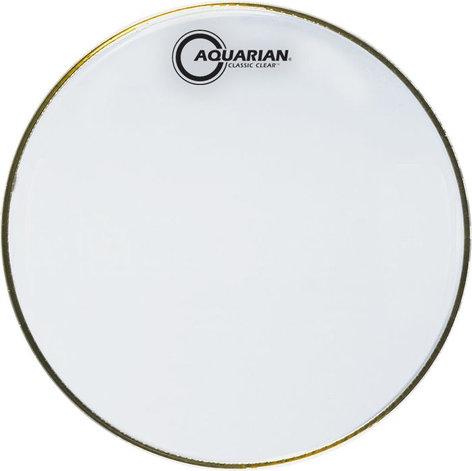 """Aquarian Drumheads CC8 8"""" Classic Clear Drum Head CC8"""