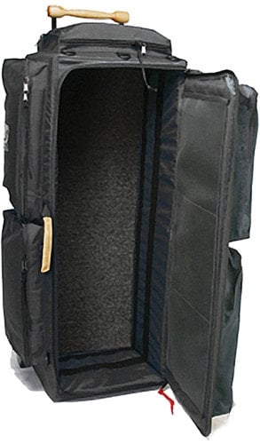 Porta-Brace WPC-3ORB Black Wheeled Production Case WPC-3ORB