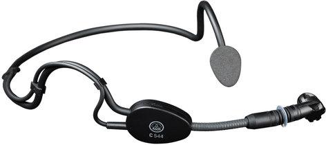 AKG C544 L Headworn Condenser Sports Microphone for Wireless Systems C544L