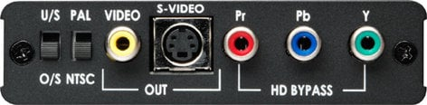 AV Tool VS-223  Converter, YPbPr Composite to Video VS-223