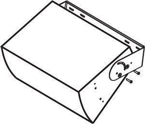 JBL MTU7212 U-Bracket for VP7212 MTU7212