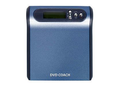 EZ Dupe EZD880 Ultra Slim Single-Target Portable DVD/CD Duplicator EZD880
